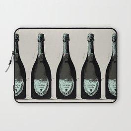 Dom Perignon Champagne Laptop Sleeve