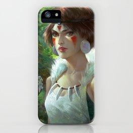 san iPhone Case