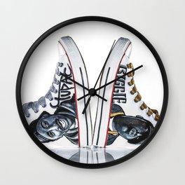 Mickey Montoya Wall Clock