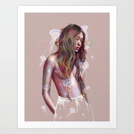 My Pulse Art Print