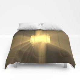Three Twists Toward The Light Comforters