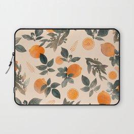 CITRUS & ORANGES III Laptop Sleeve