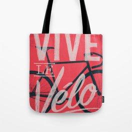 Vive Le Velo 2011 Tote Bag