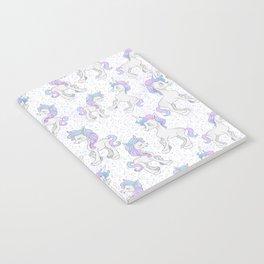 Unicorn Sparkles Notebook