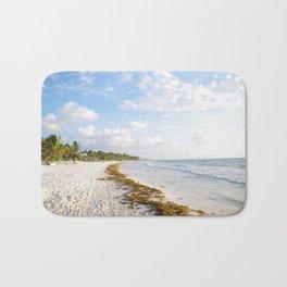carribbean beach. Bath Mat