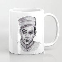 pee wee Mugs featuring Pee-Wee Herman by jamestomgray