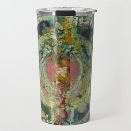 Contour - Blessed With Weird Things Travel Mug