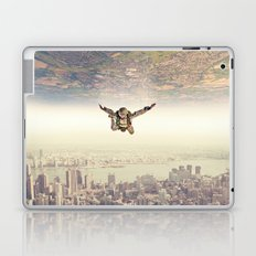 Diving to the Parallel Worlds Laptop & iPad Skin