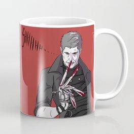 Scissorhands Coffee Mug