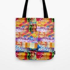Gipsy Blanket Tote Bag