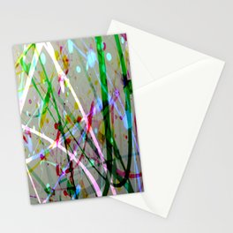 Abstract No. 4 Stationery Cards