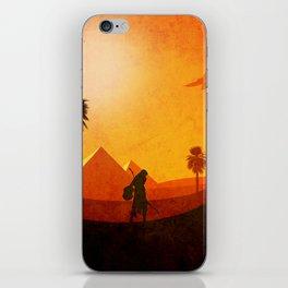 Assassin origin iPhone Skin