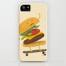 Burger Wipe-out Slim Case iPhone (5, 5s)
