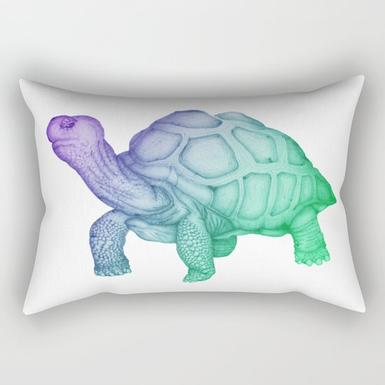 Ombre George Rectangular Pillow