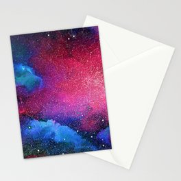 Mystical Cosmos Stationery Cards