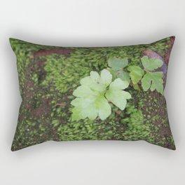 Little tree Rectangular Pillow