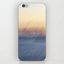 Sunset Ghosts iPhone Skin