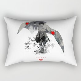 Clan Sign Forest outfit Rectangular Pillow