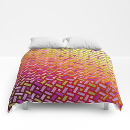 Braided polygons Comforters
