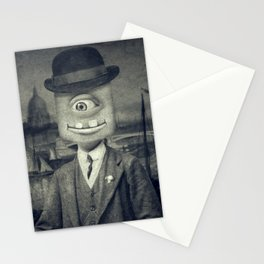 Sir MaComiX Stationery Cards
