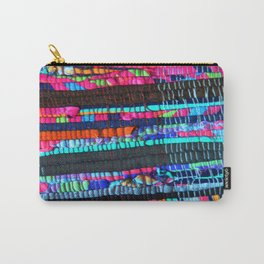 Colorful and Playfully Carry-All Pouch