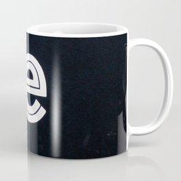 Triptych - Super Sans Ole - East Coffee Mug
