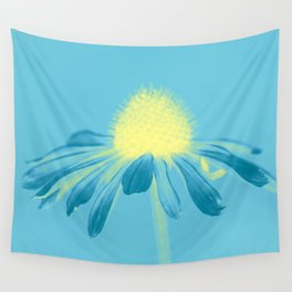 Echinacea in pastel shade Wall Tapestry