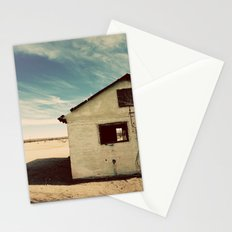 Desert House - Color Stationery Cards