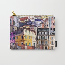 City Structures Collage Carry-All Pouch