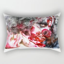 Frozen tremors Rectangular Pillow