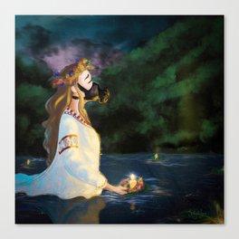 Ivana Kypala 2017 Canvas Print