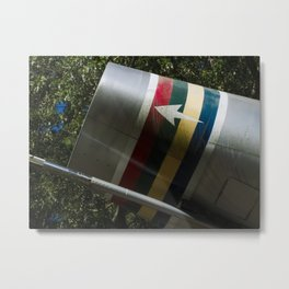 Super Sabre Metal Print