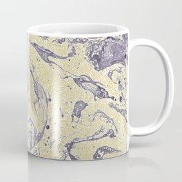 Yellow and grey #1 Coffee Mug