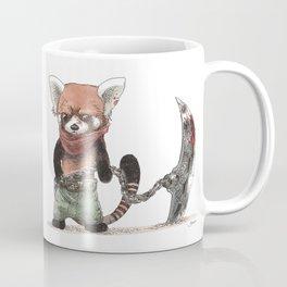 Panda Roux Barbare Coffee Mug