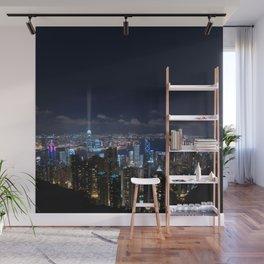 Hong Kong- Victoria Peak Wall Mural