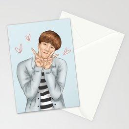 Monsta X - Changkyun Stationery Cards