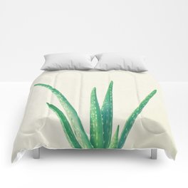 Aloe Vera Comforters