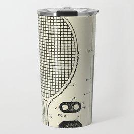 Handle for Tennis Rackets and the Like-1930 Travel Mug