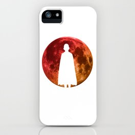 Anime Hero Moon Inspired Shirt iPhone Case