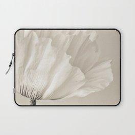 cream Laptop Sleeve