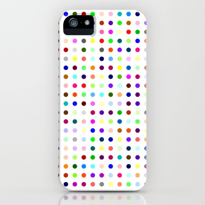 Big Hirst Polka Dot iPhone Case