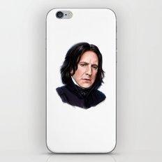 Sad Snape iPhone & iPod Skin