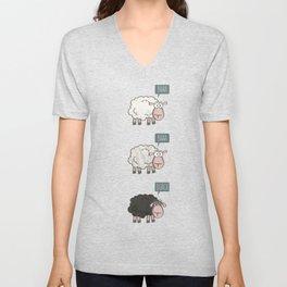 Rebel Sheep Unisex V-Neck