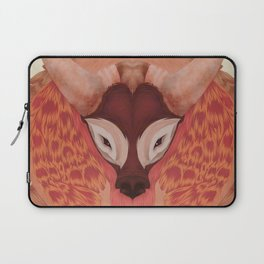 Pink Ox Laptop Sleeve