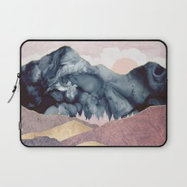 Mauve Vista Laptop Sleeve