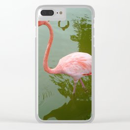 Faithful Bend Clear iPhone Case