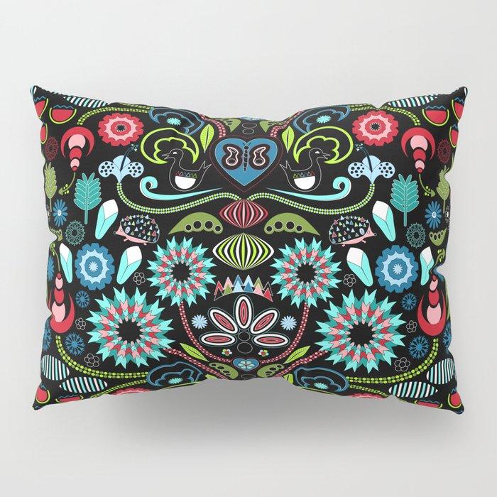 Scandinavian Inspiration (Black) Pillow Sham