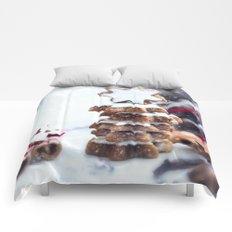 Christmas bakery Comforters