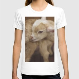 Acting The Goat T-shirt