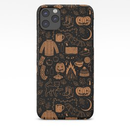 Autumn Nights: Halloween iPhone Case